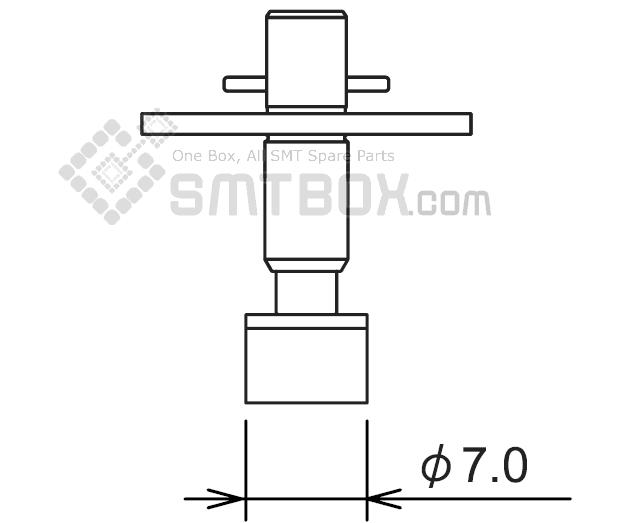 SMT设备及SMT配件 - FUJI富士NXT H01 H04 H08 H12 SMD/SMT吸嘴Nozzle