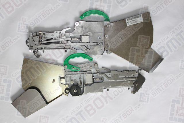 SMT设备及SMT配件 - Yamaha雅马哈 Philips Assembleon飞利浦 安必昂 CL tpye Feeder 8x2mm CLY823A7 KW1-M1500-00X CLA823B KW1-M1600-10X for 0201 Chip Green hold arm绿色手柄 PA 2903-77 9498 396 00339 8mm CL feeder for 0201 2mm pitch Green Handle CL-823-15